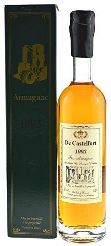 Raritt-Armagnac-De-Castelfort-02l-Jahrgang-1993-abgefllt-2017-24-Jahre-im-Fass-gelagert-inklusive-Geschenkkarton