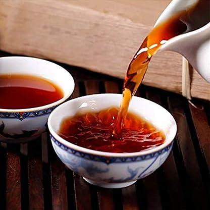 Alte-Pureh-Yunnan-Puer-Tee-250g-055LB-Premium-Chinesisch-Puer-Tee-Schwarzer-Tee-Chinesischer-Tee-Pu-Tee-Tee-Rei-Tee-Puerh-Tee-Pu-Erh-Tee-Grnes-Essen-Alte-Bume-Pu-Erh-Tee-gekochter-Tee-Roter-Tee