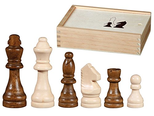 Philos-20190-Schachfiguren-Otto-I-KH