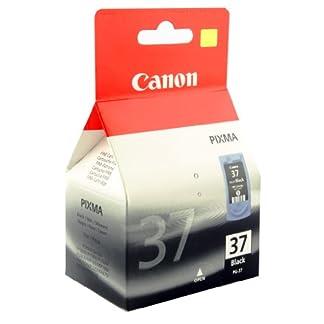 Canon-PG-37-original-Tintenpatrone-Schwarz-fr-Pixma-Inkjet-Drucker-MP140-MP190-MP210-MP220-MP470-iP1800-iP1900-iP2500-iP2600