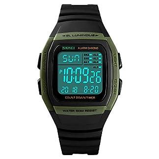 Zolimx-Elektronische-LED-Digital-Uhren-Wasserdichte-Alarm-Datums-Sport-AnalogHintergrundbeleuchtung-Armbanduhr