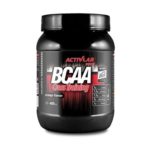 Activlab BCAA Cross Training, Grapefruit, 1er Pack (1 x 400 g)