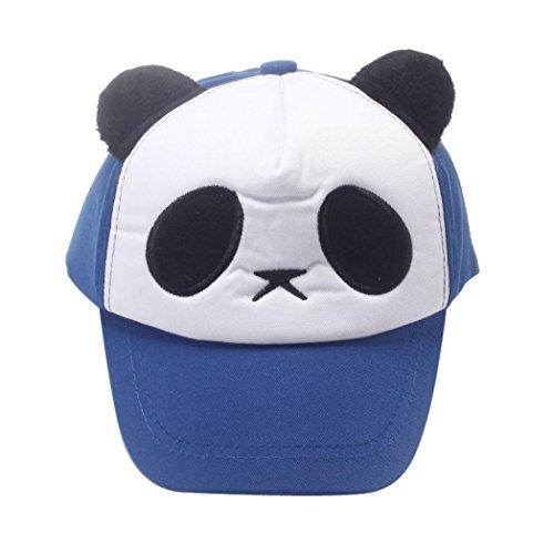 ABsolute-Unisex-Basecap-Snapback3D-Panda-Kappe-Hip-Hop-Hut-Sommer-Baseballkappe-Cap-Lssige-Mtze-Sonnenhte-Einstellbare-Outdoor-Kappen-Sportmtze
