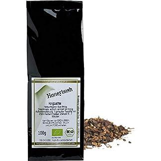 Tee-Honeybusch-Honigbuschtee-vegan-BARRIQUE-Feine-Manufaktur-Sdafrika-Sdafrika-100g-Pack-BIO