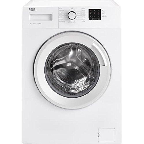 BEKO-wca270-autonome-Belastung-Bevor-7-kg-1200trmin-A-Wei-Waschmaschine–Waschmaschinen-autonome-bevor-Belastung-wei-Knpfe-drehbar-links-LED