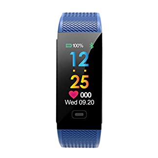 Voberry-Smart-Watch-Sportaktivitt-Schlaf-Tracker-Puls-Fitness-Schrittzhler-Armband-Smart-Watch