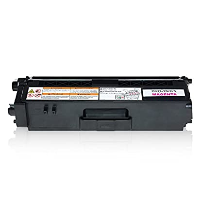 Kineco-5-Toner-kompatibel-fr-Brother-TN-325-fr-Brother-DCP-9055CDN-DCP-9270-HL-4140-HL-4150-HL-4570-MFC-9460CDW-MFC-9970-MFC-9560-Schwarz-je-4000-Seiten-Color-je-3500-Seiten