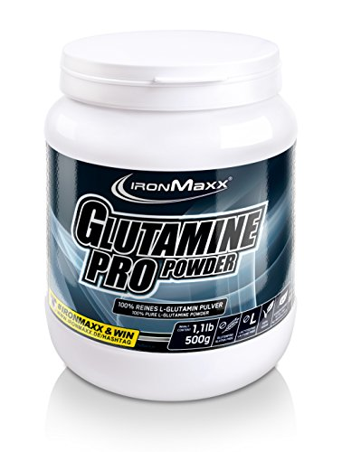 Ironmaxx  Glutamin Pro, Neutral, Dose 500g