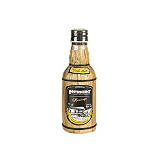 Cachaa-Premium-GERMANA-Heritage-43-vol-50ml-MINI-Premium-Brasilianischer-Brauner-Zuckerrohrschnaps