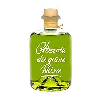 Absinth-Die-Grne-Witwe-05L-Testurteil-SEHR-GUT14-Maximal-erlaubter-Thujongehalt-35mgL-55-Vol