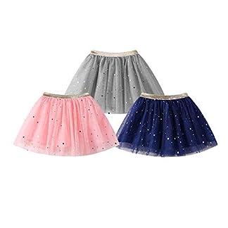 Vectry-Baby-Mdchen-Tllrock-Pentagramm-Pailletten-Tutu-Ballettrock-Faltenrock-Mode-Prinzessin-Tutu-Rock-Petticoat-Minirock3T-7T