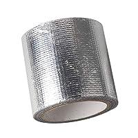 Morza-RC-Car-Aluminium-verstrktes-Band-Hitzeschild-Resistant-Wrap-Papier-Ersatz-fr-18-110-116-Scale-Model-Auto