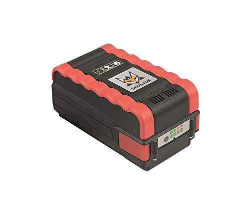 Akku-Rasenmher-Lithium-Ionen-Akku-Schnellladegert-36-V-26-Ah-Energie-Management-System-37-cm-Schnittbreite-40-Liter-Fangkorb-6-fach-Schnitthhenenverstellung-brstenloser-Motor
