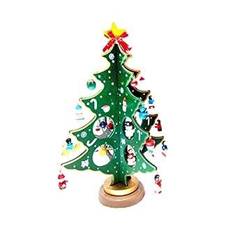 Asien-Christmas-Ornament-Desktop-Holz-Weihnachtsbaum-Knstliche-Mini-Weihnachtsbaum-Tabletop-Bume-fr-Party-Hauptdekoration-S-Gre-Grn