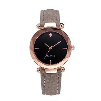 Damen-Armbanduhren-Leder-Uhren-Classic-Casual-Analoge-Quarz-Uhr-Luxus-Uhren-Mode-Wasserdicht-Quarzuhr-fr-Frauen
