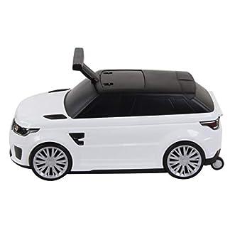 Rutschauto-und-Koffer-2-in1-Range-Rover-SVR-Lizenz-Land-Rover-Kinderfahrzeug-Kinderauto-Koffer-fr-Kinder-und-Gepck-fr-Kinder-New