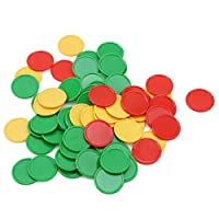kemai-68-Stck-farbige-Kunststoff-Zhler-zhlen-Chips-Poker-Chips-Bingo-Marker-Tokens-Board-Kartenspiel-Spielzeug