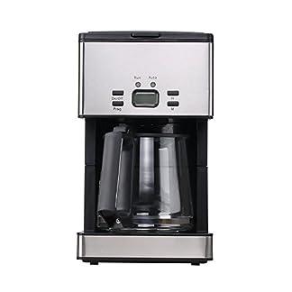 PowerDoF-Kaffeemaschine-mit-einer-Kapazitt-von-18L15-Tassen-Programmierbare-modische-Kaffeemaschine-in-Silber-und-Edelstahl