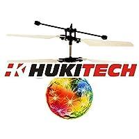 Premium-Induction-Copter-Fliegender-Ball-LED-Beleuchtung-Handsteuerung-Lichteffekte-RC-Spielzeug-handgesteuert-mit-Infrarot-Sensor-Akku-Disco-Kugel-wie-Flugzeug-Hubschrauber-Spiel