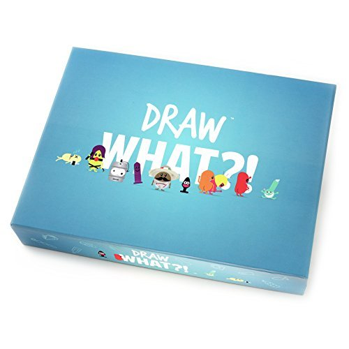 Draw-What-Lustiges-Party-Brettspiel-Fr-Erwachsene