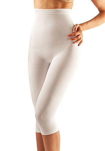 FarmaCell 323 Massierende figurformende lange Hose mit Pushup und anti Cellulite Effekt