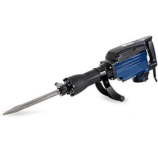 EBERTH-1600-Watt-Abbruchhammer-inkl-Zubehr-und-Metallkoffer-1800-SchlgeMin-36-42-Joule-410-mm-Spitzmeiel-Flachmeiel-Zusatzhandgriff