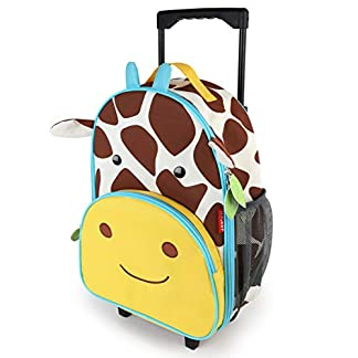 Skip-Hop-Zoo-Luggage-Reisetrolley-fr-Kinder-mit-Namensschild-mehrfarbig