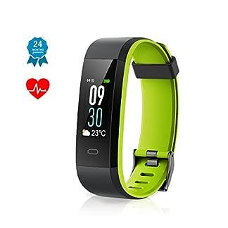 Muzili-Fitness-Armband-IP68-Wasserdicht-Fitness-Tracker-Sport-Uhr-Fitness-Armbanduhr-Aktivittstracker-schrittzhler-Smart-Armbanduhr-Pulsuhren-Fitness-Uhr-fr-Kinder-Frauen-Mnner
