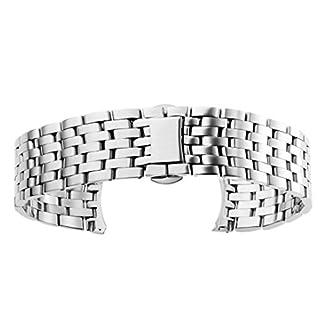 AUTULET-Herren-Edelstahl-Uhrarmband-Optionale-Farbe-20mm