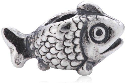 Trollbeads Damen-Bead 925 Sterling Silber Ohne TAGBE-10033