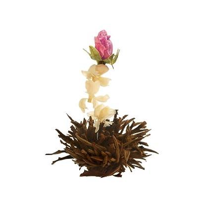ErblhTee-Teeblumen-in-Holzschachtel-Herzform-6Stk-in-3-Sorten-Schwarzer-Tee-von-Creano