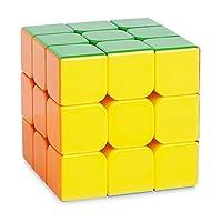 Zauberwrfel-3×3-Speed-Cube-MO-FANG-GE-Qiyi-Warrior-Yongshi-V2-6-Colors-inkl-Cubikon-Tasche
