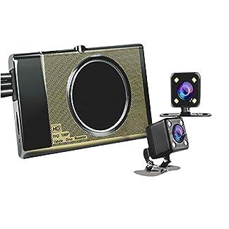 ZIHENGUO-1080P-Motorrad-Kamera-vorderer-hinterer-wasserdichter-2-Zoll-LCD-Bildschirm-fr-Motorrad-DVR-mit-G-SensorLoop-Aufnahme