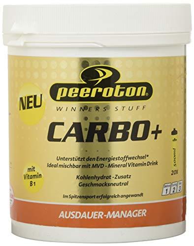 Peeroton Carbo+ Kohlenhydrat-Zusatz Natur 1er Pack (1 x 600 g)