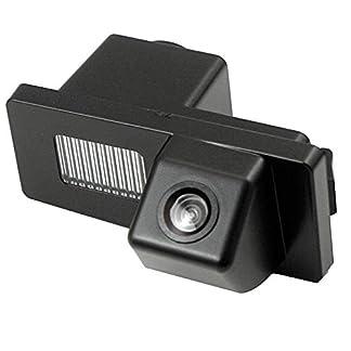 Rckfahrkamera-in-Kennzeichenleuchte-Einparkhilfe-Fahrzeug-spezifische-Kamera-integriert-in-Nummernschild-Licht-fr-SsangYong-Rodius-Stavic-Korando-REXTON-W-Kyron