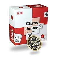 Chess-Junior–Schachspiel-fr-Kinder-mit-Eltern-Kind-Spielanleitung-rotwei