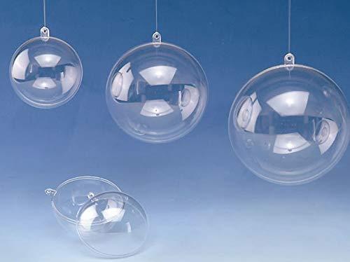 GLOREX-Kunststoff-Kugel-Kunstsoff-Transparent-5-x-5-x-5-cm