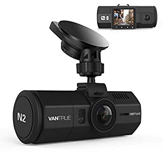 VANTRUE-N2-Dual-Dashcam-Dual-1080P-Vorne-Hinten-X3-WiFi-Super-HD-Dashcam