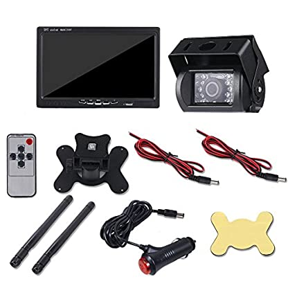 Drahtlose-Rckfahrkamera-Podofo-7-HD-TFT-LCD-Rckansicht-Monitor-Wasserdichte-Rckfahrkamera-Fr-LKW-RV