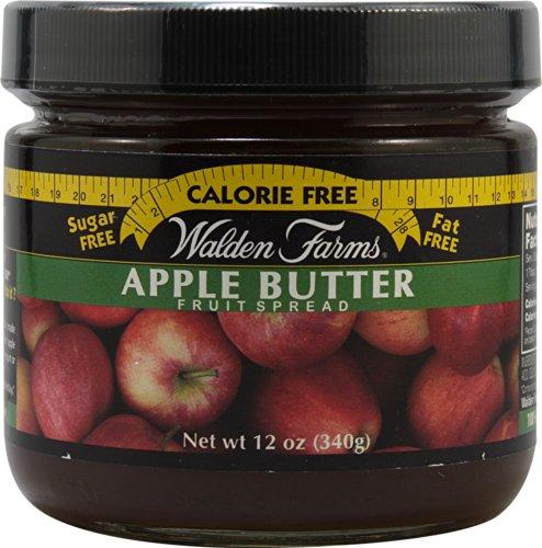 Walden Farms Jam & Jelly Fruit Spreads Apple Butter 6 Stück