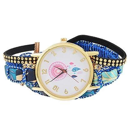 0a471450a18006 ▻ Günstig MJARTORIA Damen Boho Armbanduhr Elegant Klein Mode ...