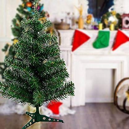 Künstlicher Weihnachtsbaum Günstig.Kentop Kunstbaum Mit Ständer Künstlicher Weihnachtsbaum Mini Tannenbaum Desktop Mini Christbaum Kleiner Bonsai Für Home Wohnzimmer Decoration