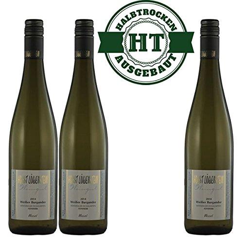 Weiwein-Weingut-Horst-Lwenstein-Winninger-Domgarten-Weier-Burgunder-2015-feinherb-3-x-075-l-VERSANDKOSTENFREI