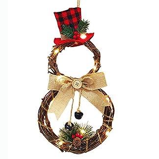 ZXPAG-Weihnachtskranz-Trkranz-LED-Kranz-Wandbehang-Holz-ohne-Batterie-Fr-Tr-Outdoor-Weihnachts-Parties-Feste-Tren-Feste-Deko