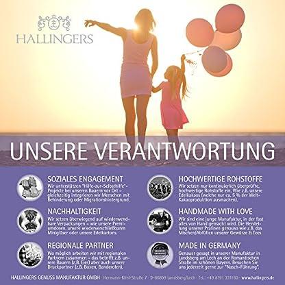Hallingers-Loser-Roibusch-TeeRooibostee-mit-Himbeere-Vanille-120g-Liebesmischung-Premiumdose-zu-Liebe-Hochzeit-ideal-als-Geschenk-PARENT