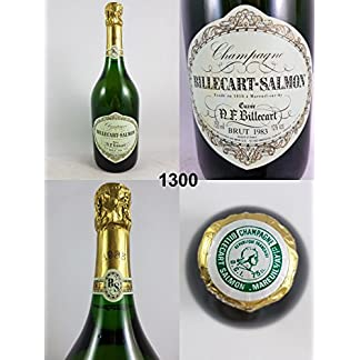 Champagne-Billecart-Salmon-Cuve-Nicolas-Franois-1983