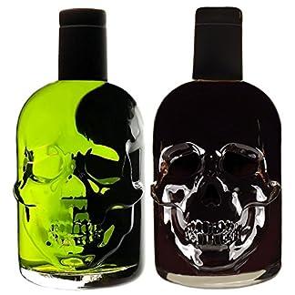 Absinth-Skull-Totenkopf-Grn-Schwarz-Mit-maximal-erlaubtem-Thujon-35-mgL-2x05L-55-Vol