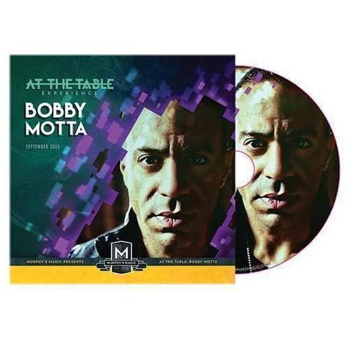 At-the-Table-Live-Lecture-by-Bobby-Motta-DVD-Zaubertricks-und-prop