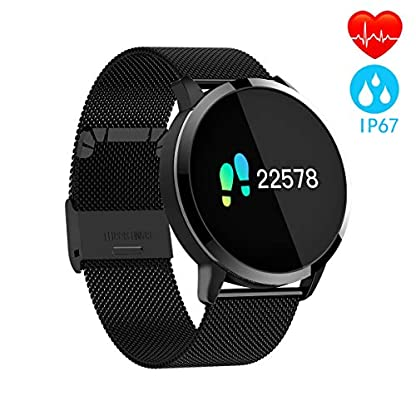Smartwatch-Smartwatch-Fitness-Pulsmesser