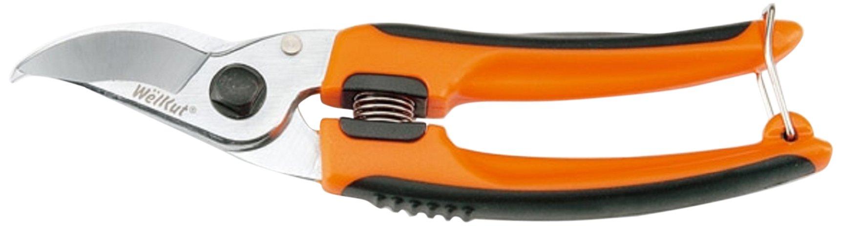 WelKut-Gartenschere-ergonomischer-Griff-HC855